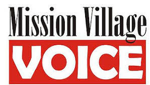 Mission Village Voice Logo
