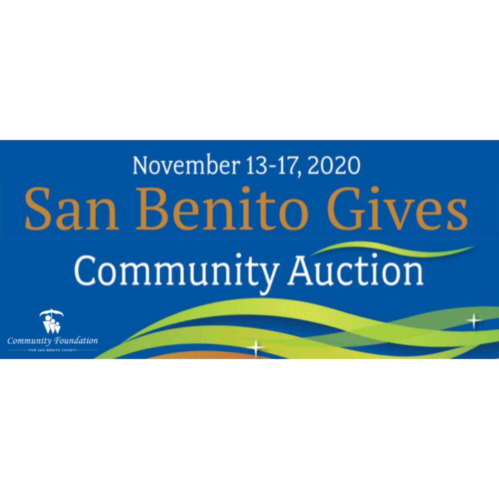 The All New SB Gives Community Auction