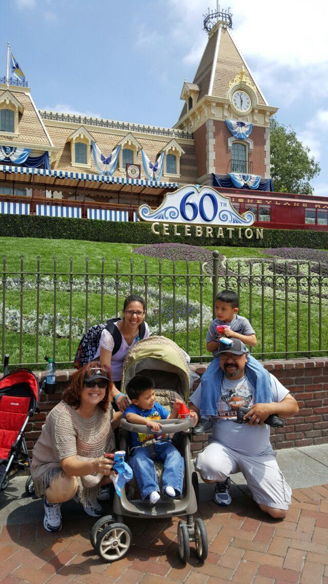 Garcia Family Disney Photo 4