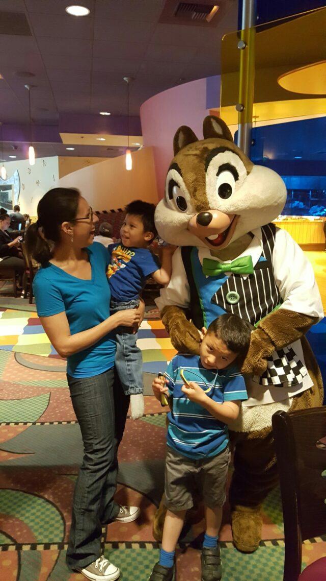 Garcia Family Disney
