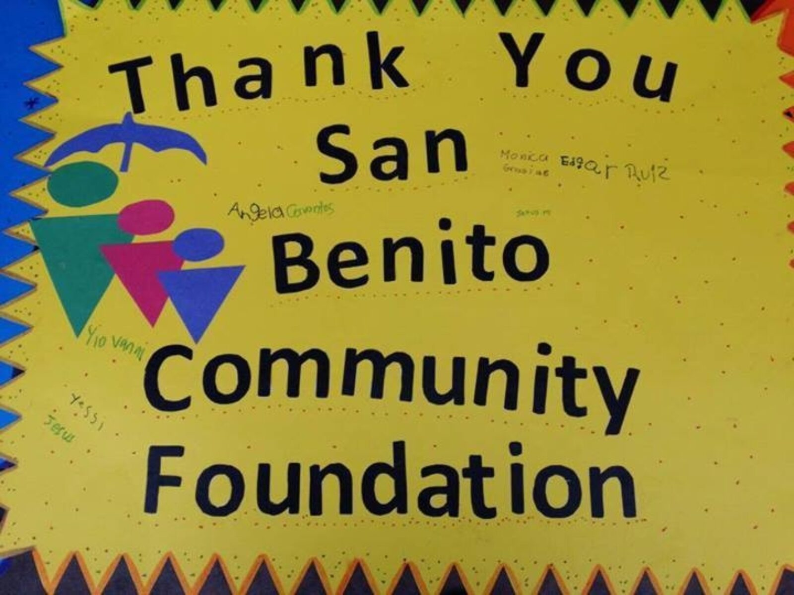 Community Impact Matching Grants Awarded