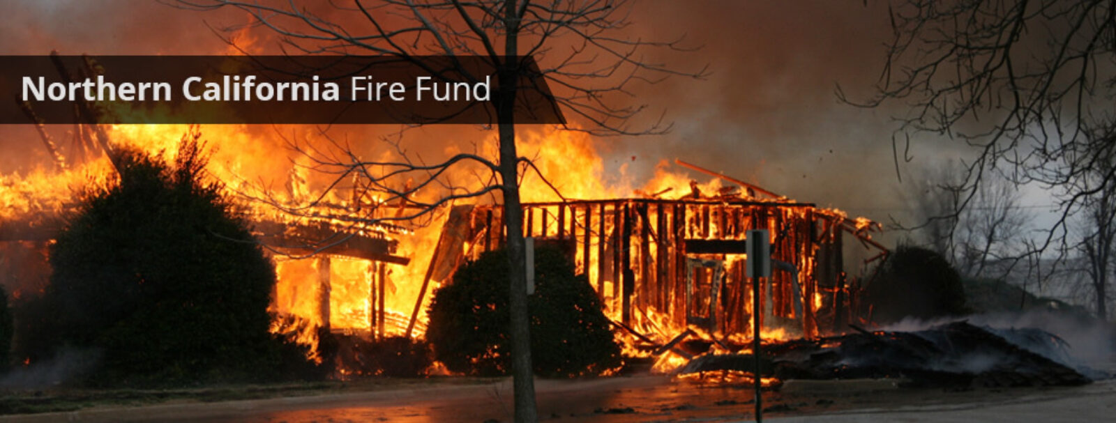 Northern California Fire Fund Established